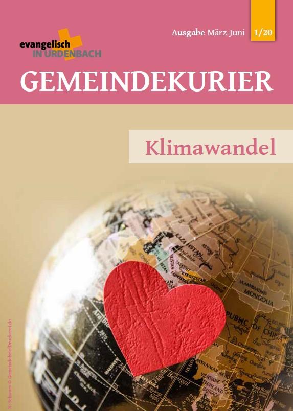 Gemeindekurier 2020/1