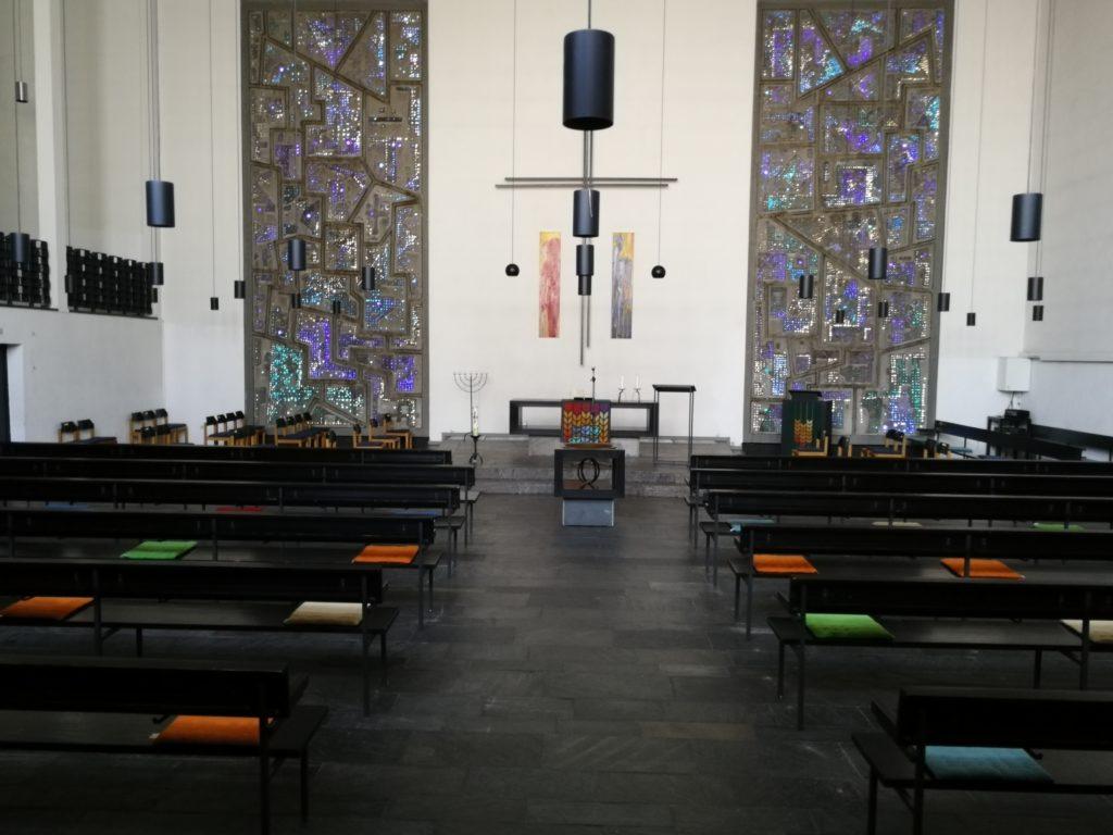 Die Heilig-Geist-Kirche bereit für ihre Entwidmung [ga]