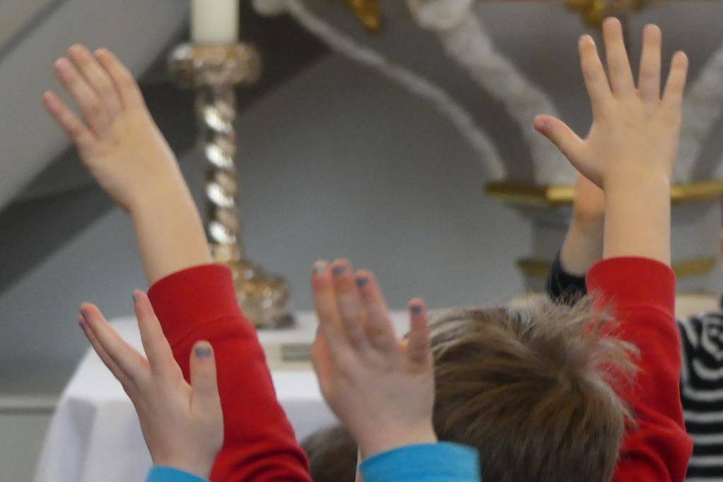 Singen mit Kindern im Gottesdienst