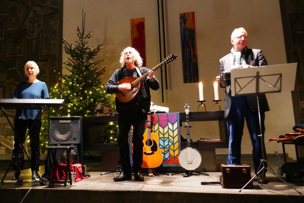 Sing, Sing, All Earth - Morris Open - Heilig-Geist-Kirche Urdenbach